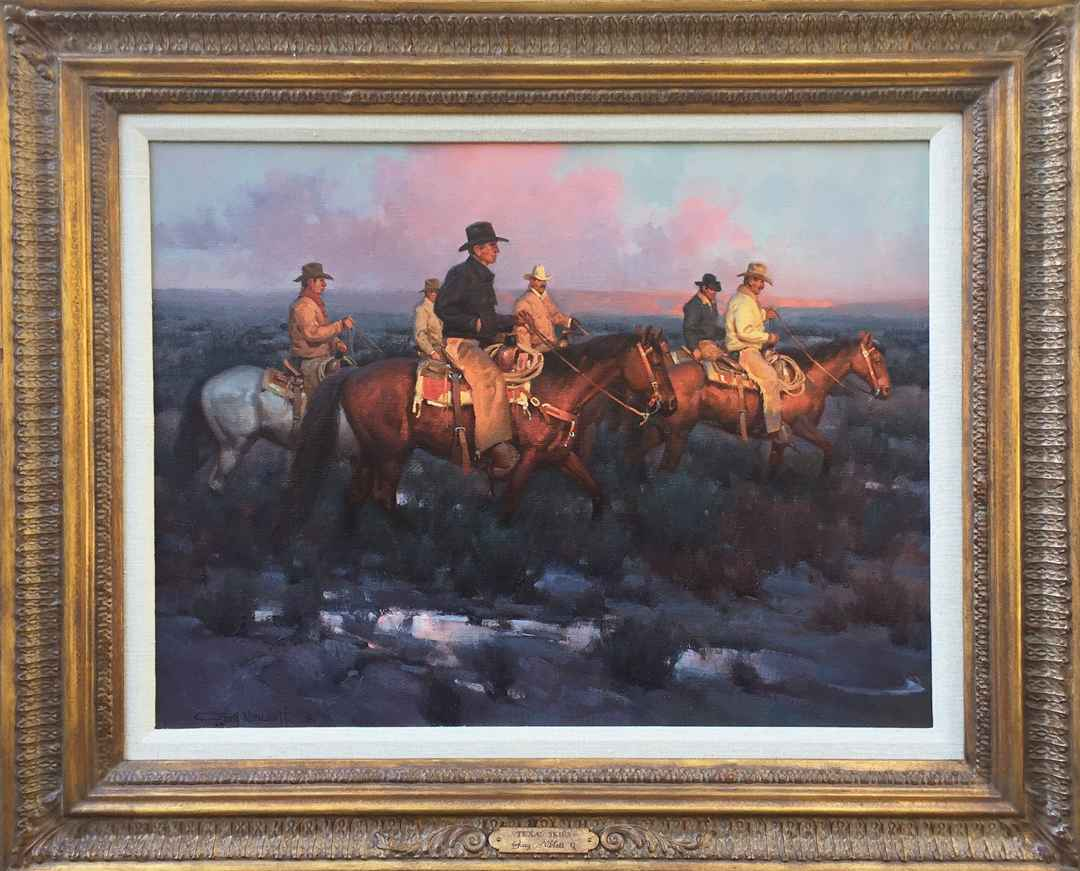 Texas Skies by Mr. & Mrs. Gary Niblett - Masterpiece Online