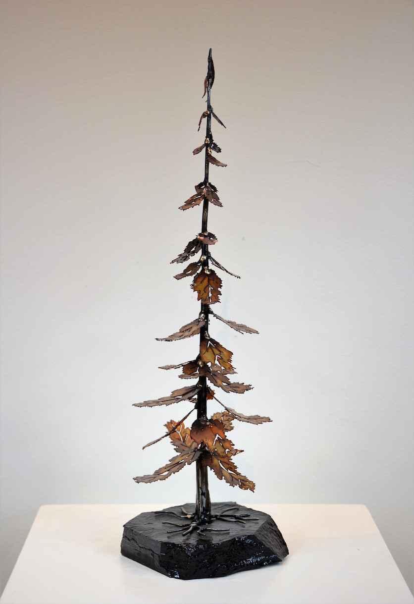 Autumn Morning by  Al Krogman - Masterpiece Online