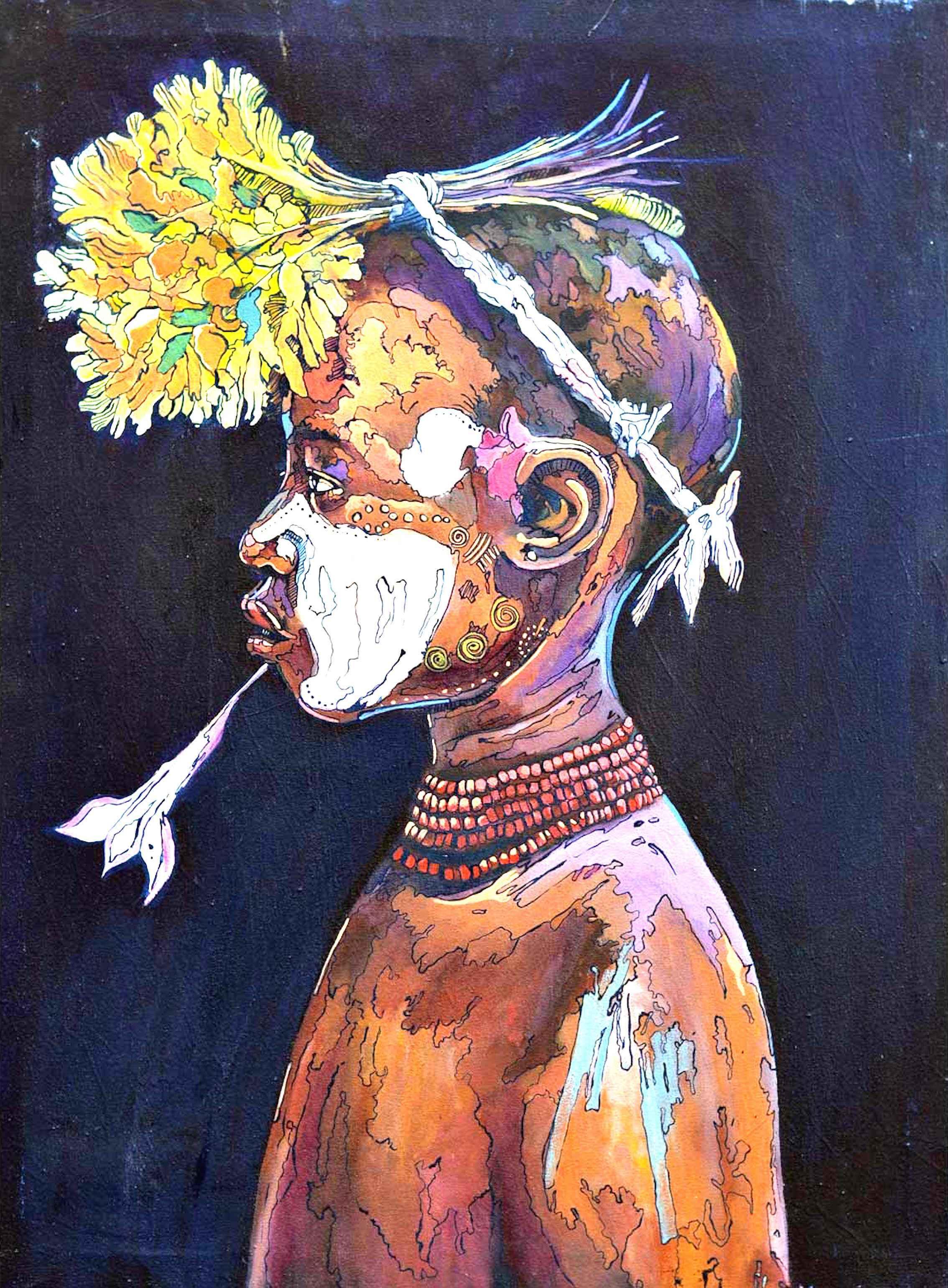 Journey by Miss Jekein Lato-Unah - Masterpiece Online