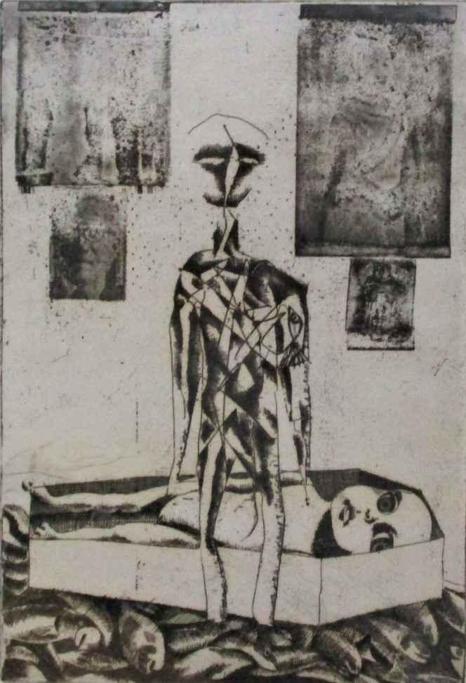 Untitled (Cubist/Coff... by  Eric Stotik - Masterpiece Online