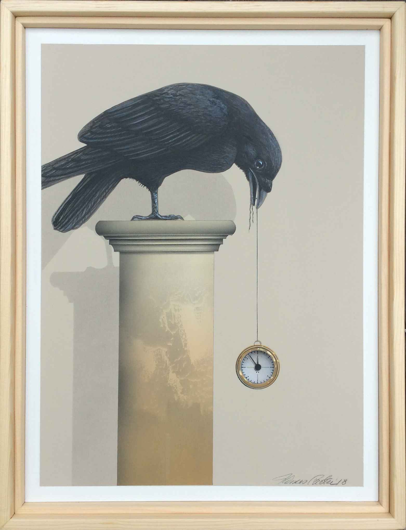 A Little Poe by  James Carter - Masterpiece Online