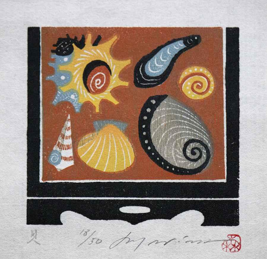 Shells by  Rey Morimura - Masterpiece Online