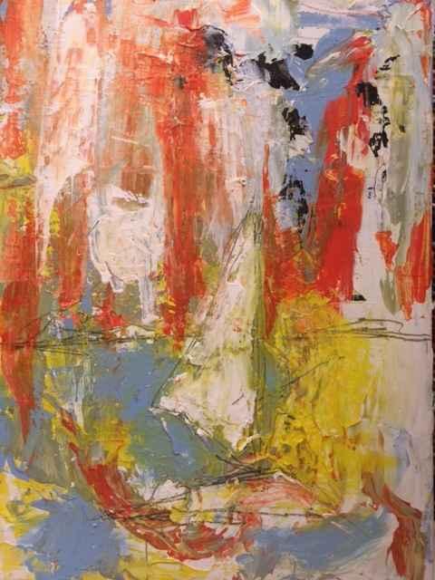 Yellow Sea by  Boston Logan - Masterpiece Online