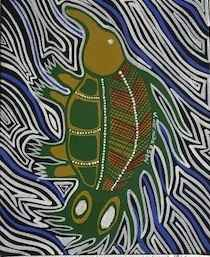 Echidna Mother by Mrs Joyce Henderson - Masterpiece Online