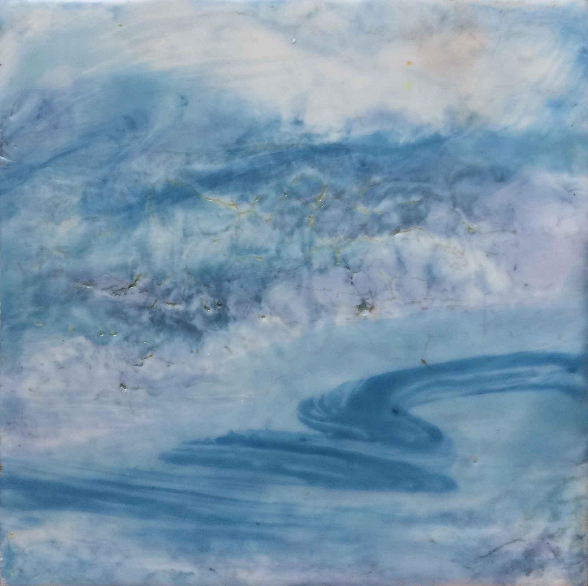 Tide's In  by  Patti Schlotterlein