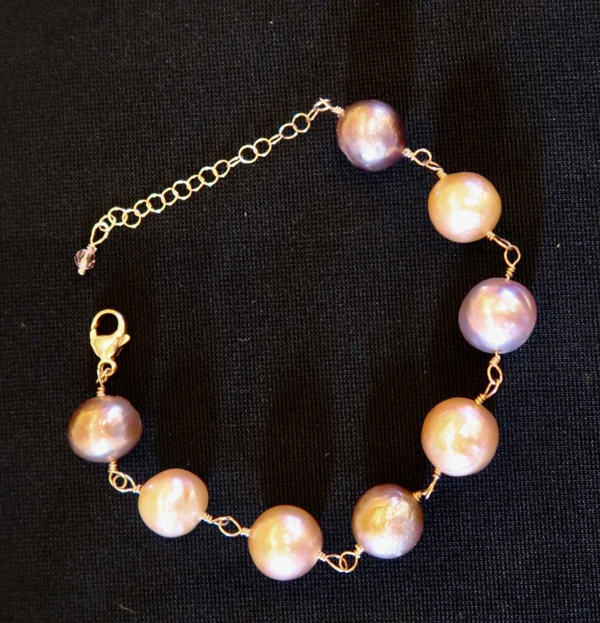 Edisen Pearl & Amethy... by Mrs. Rebecca Mach - Masterpiece Online