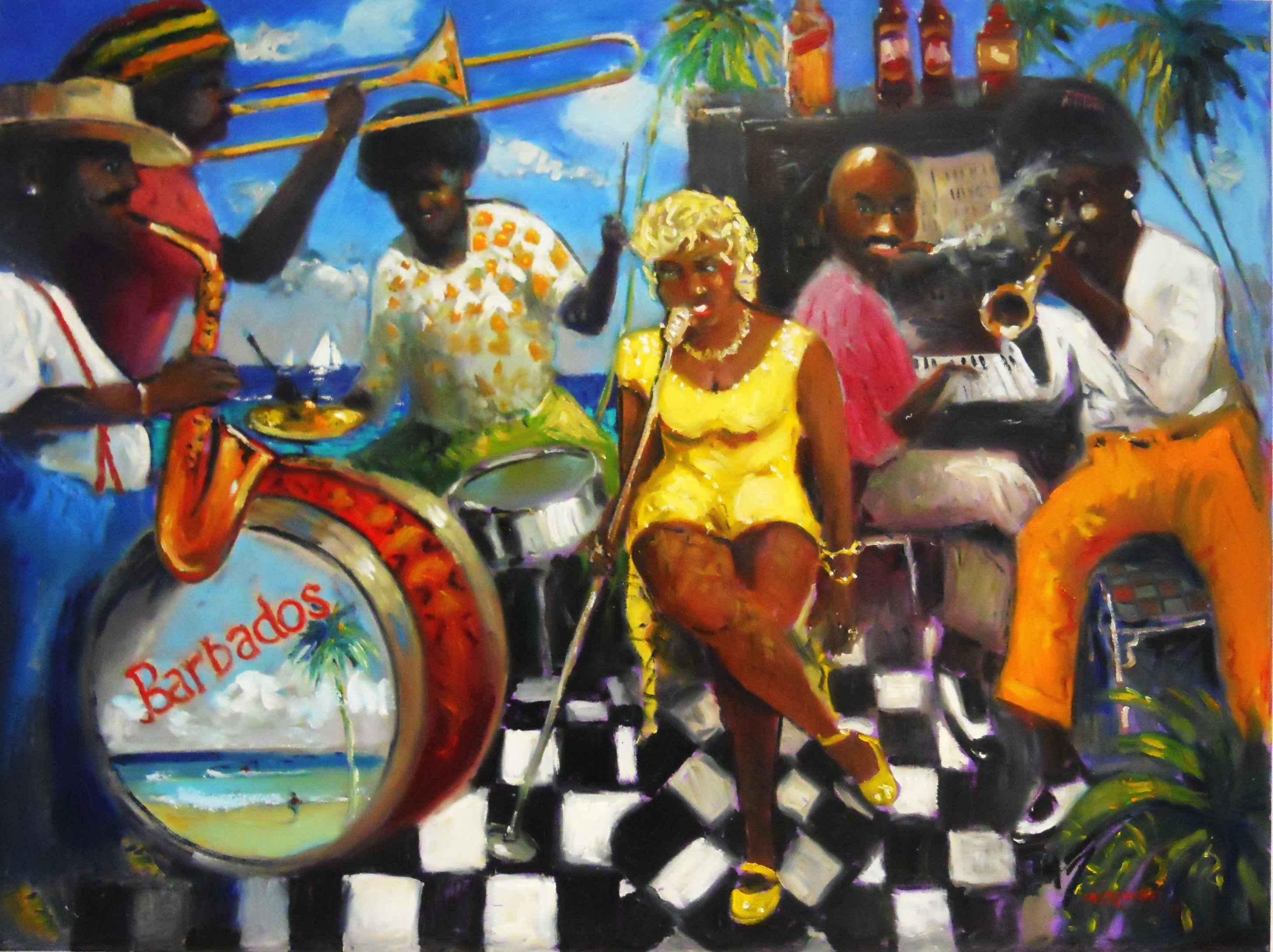 Blondie by Mr. Vincent Castellanet - Masterpiece Online