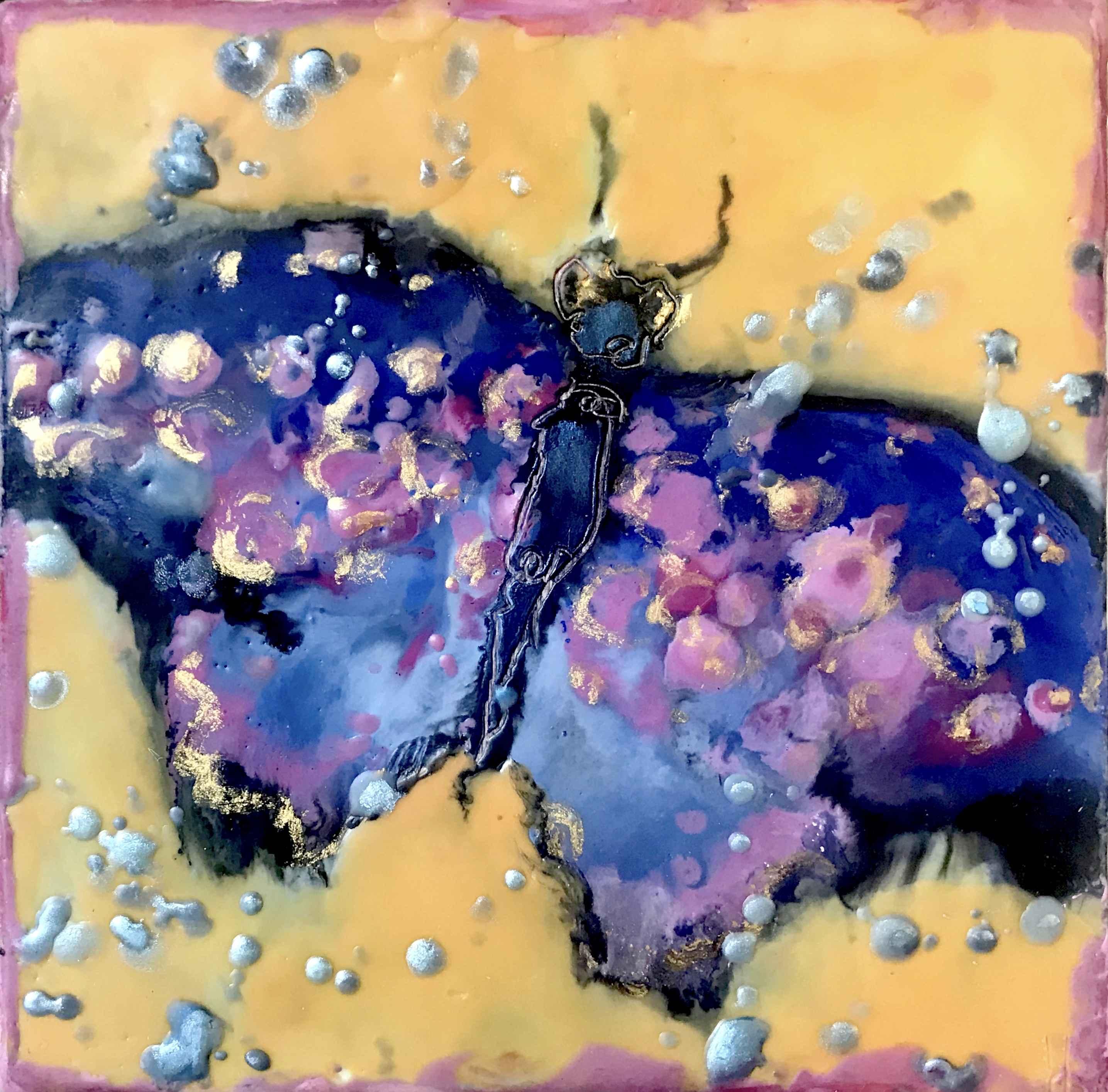 Fantasy Butterfly IV by  Kathy Bradshaw - Masterpiece Online