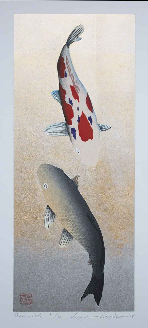 One Heart by  Kunio Kaneko - Masterpiece Online