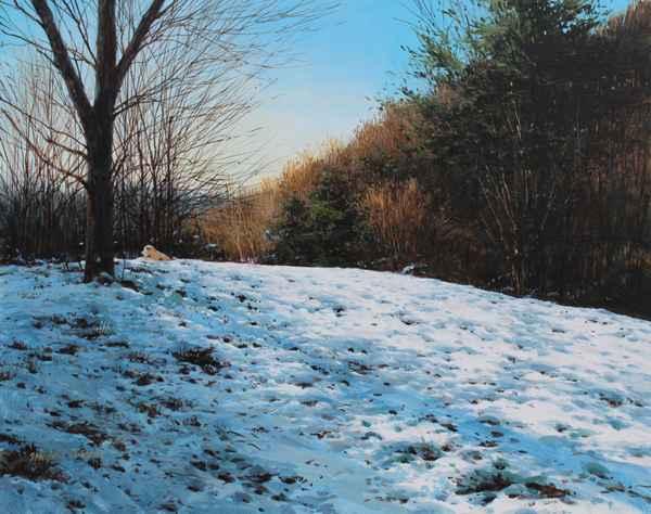 Keeping Watch - Janua... by  Michael Wheeler - Masterpiece Online