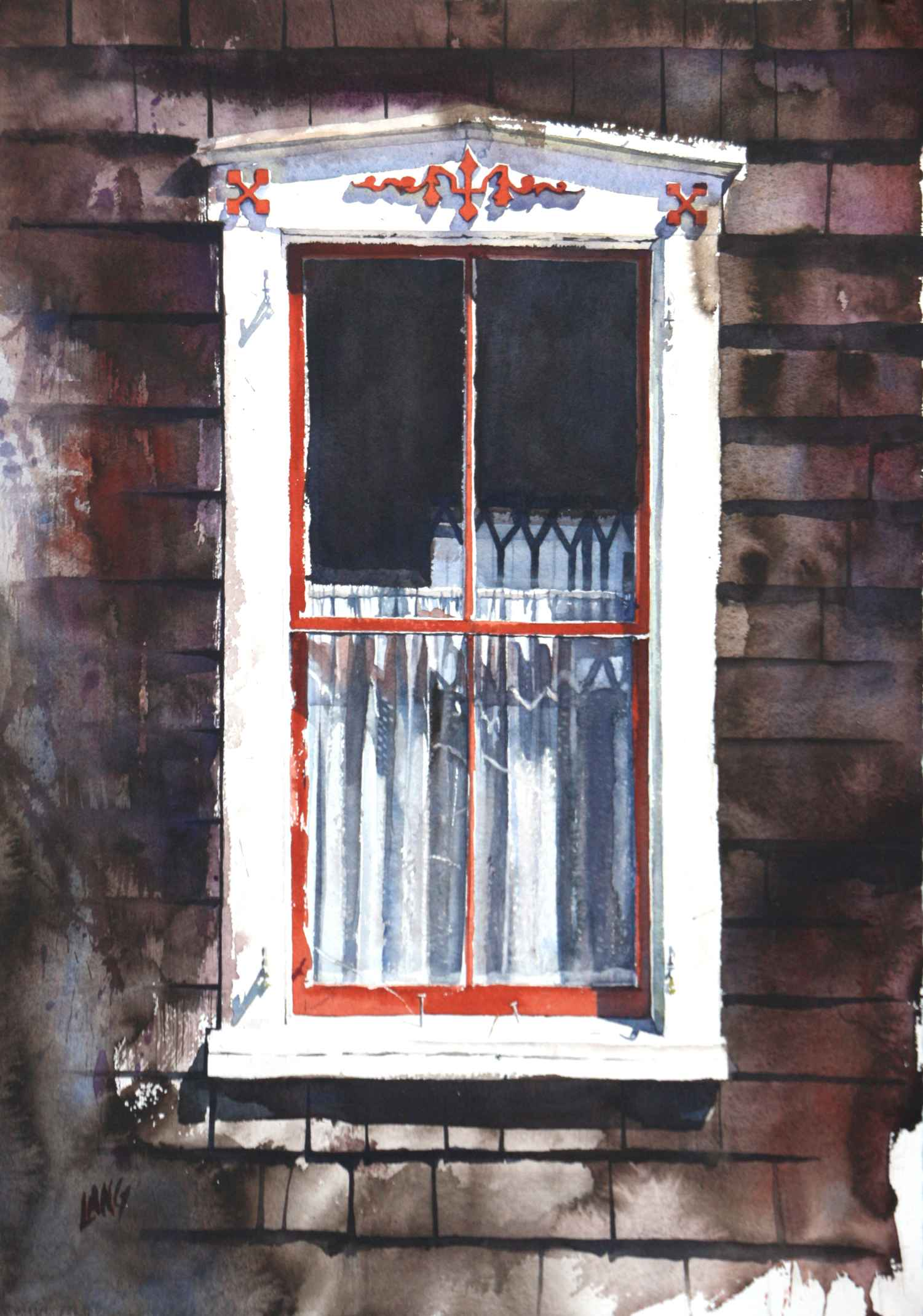 Window to the Past by  Heidi Lang - Masterpiece Online