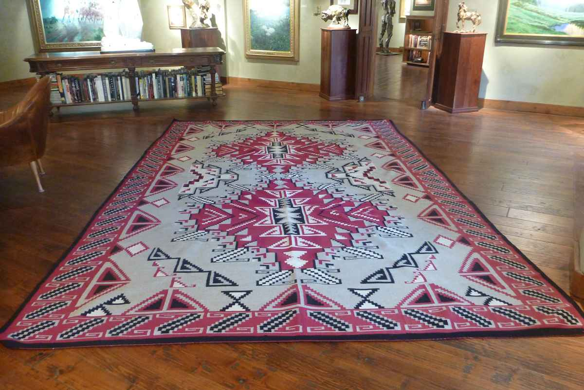 Navajo Rug Resale for... by  None None - Masterpiece Online