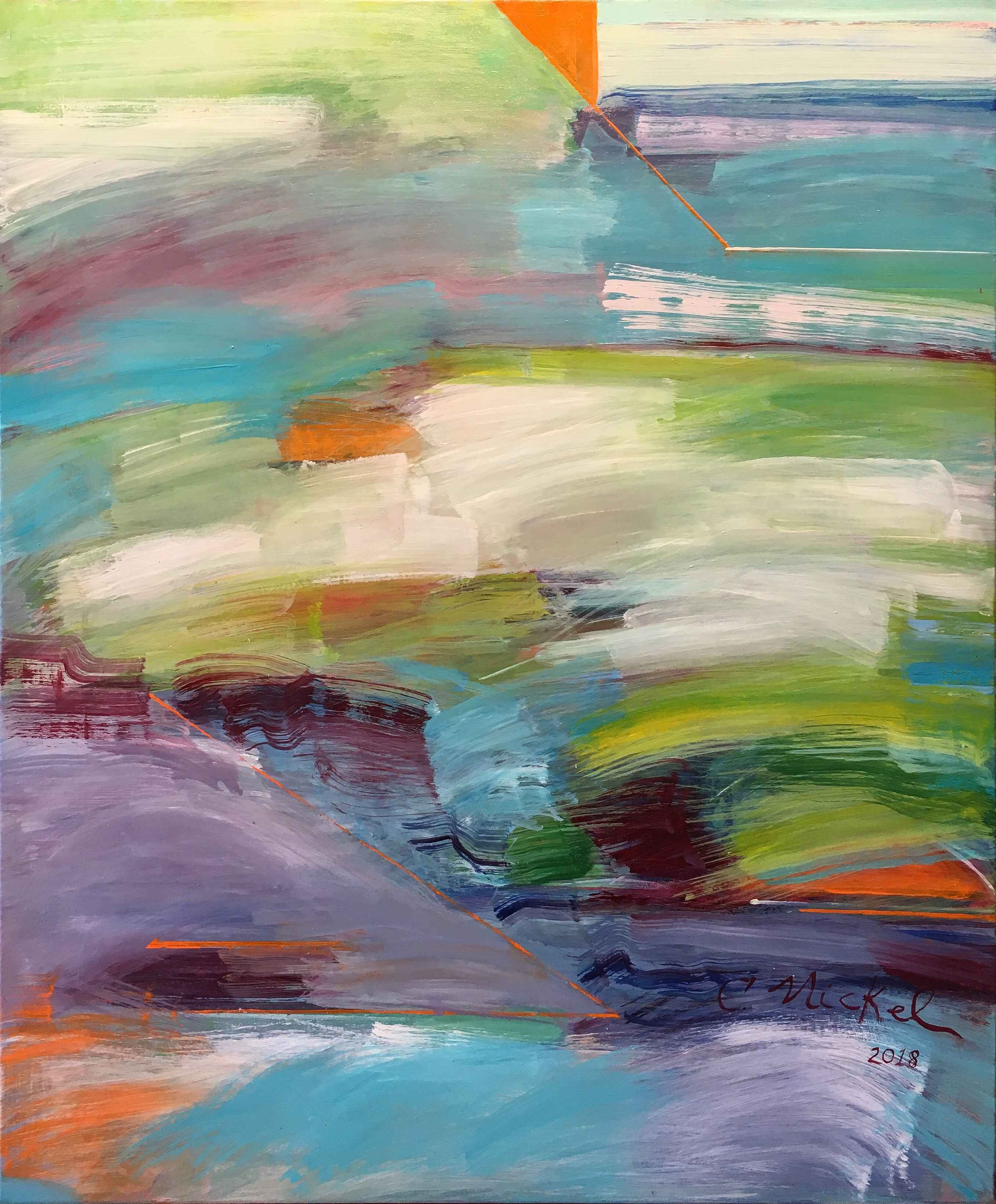 Mighty Rushing Wind by  Charlotte Nickel - Masterpiece Online