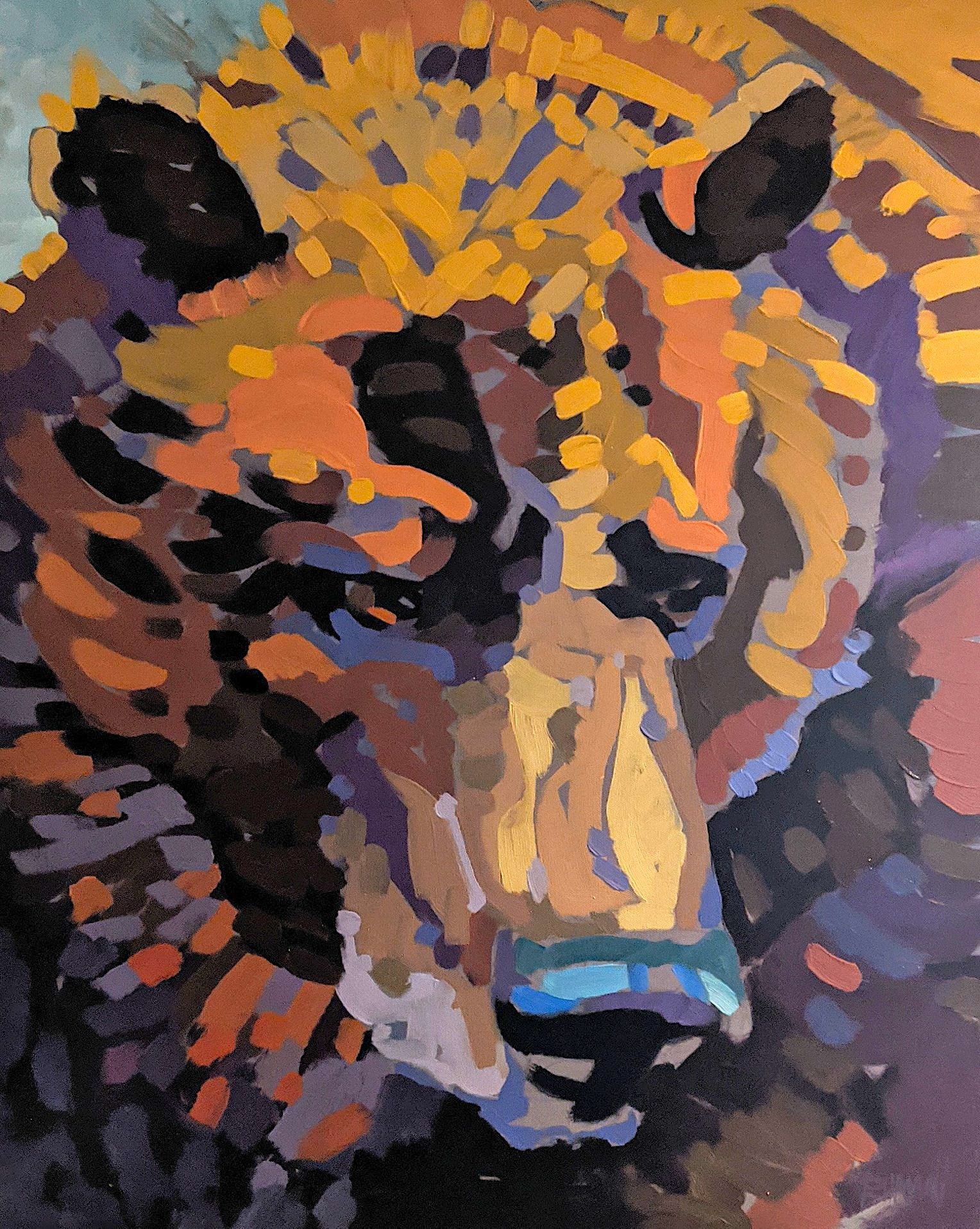 Bearish by  Erica Neumann - Masterpiece Online