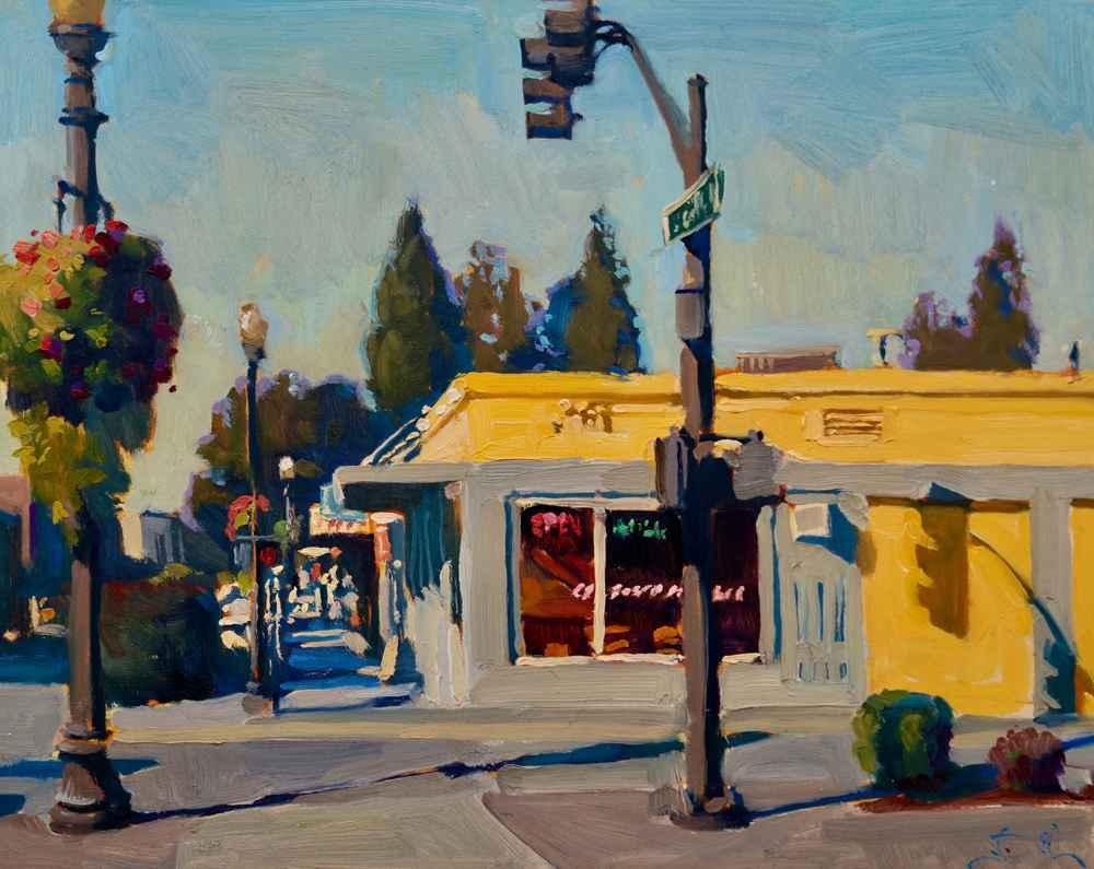 Shop Around the Corner  by  Jennifer Diehl