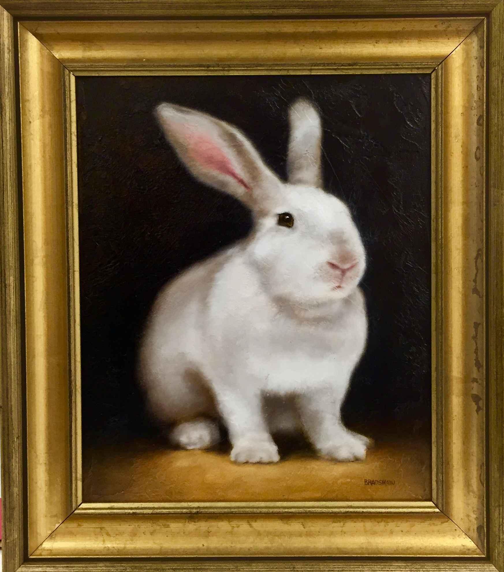 White Rabbit by  Pauline Bradshaw - Masterpiece Online