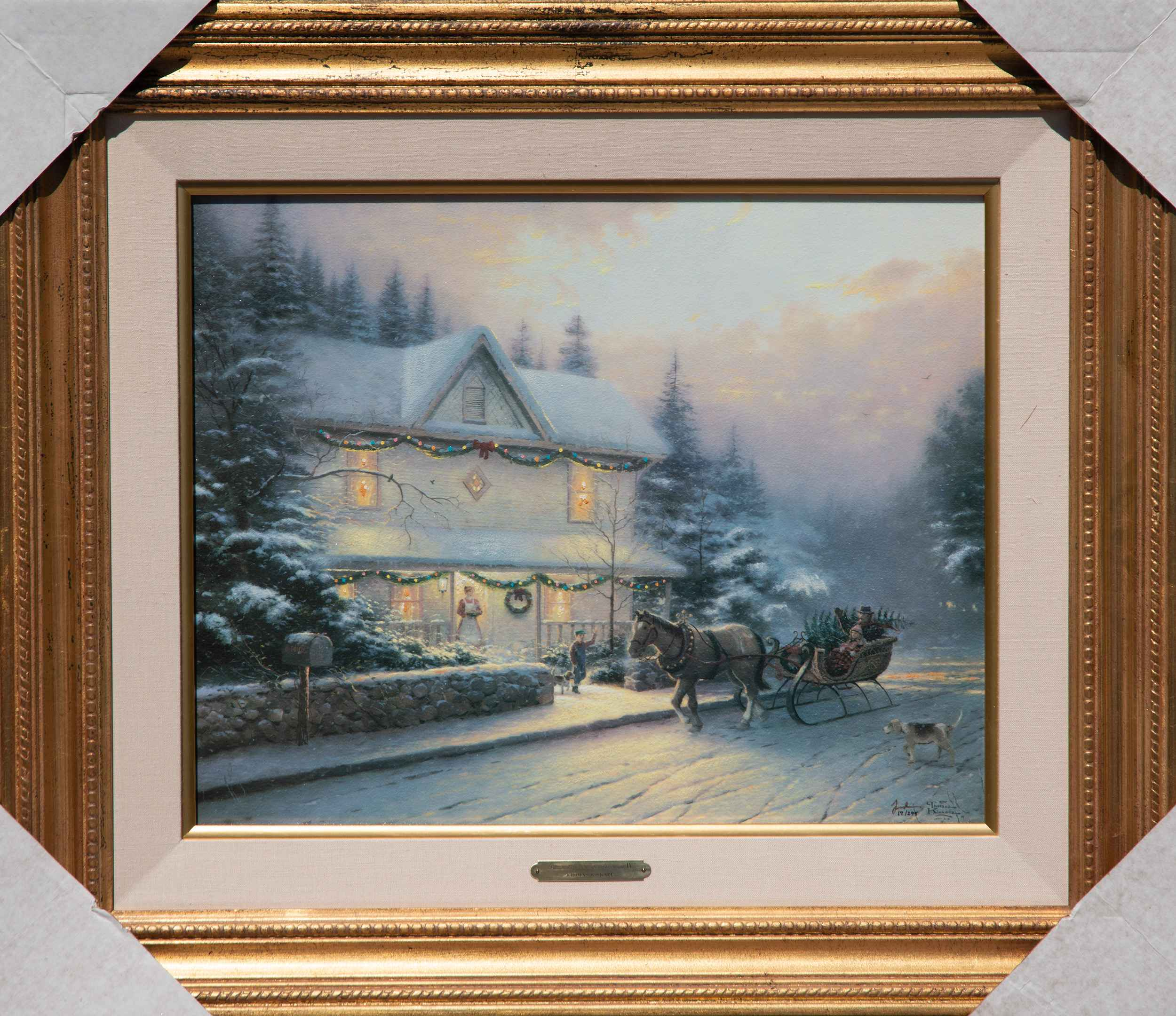 Kincade - Placerville...  by  Resale Gallery  - Masterpiece Online