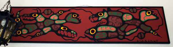 Unknown by  Norval Morrisseau - Masterpiece Online