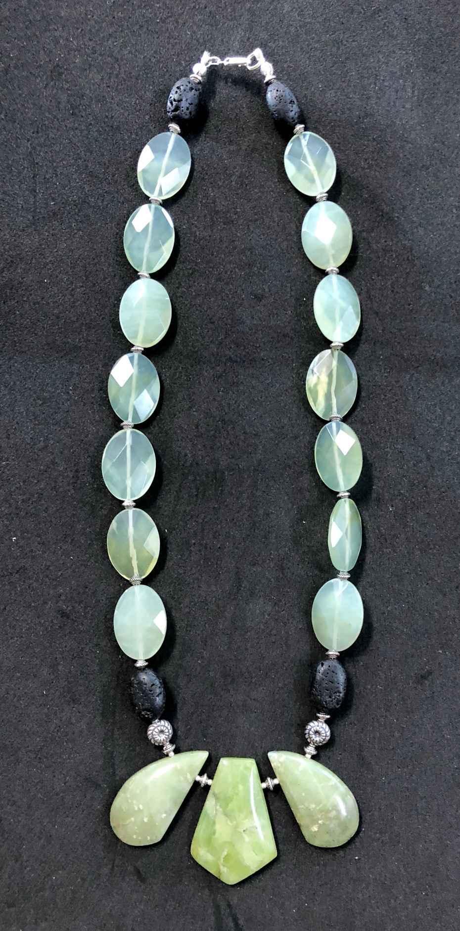 Green Gemstone by Mrs Larissa Hale - Masterpiece Online