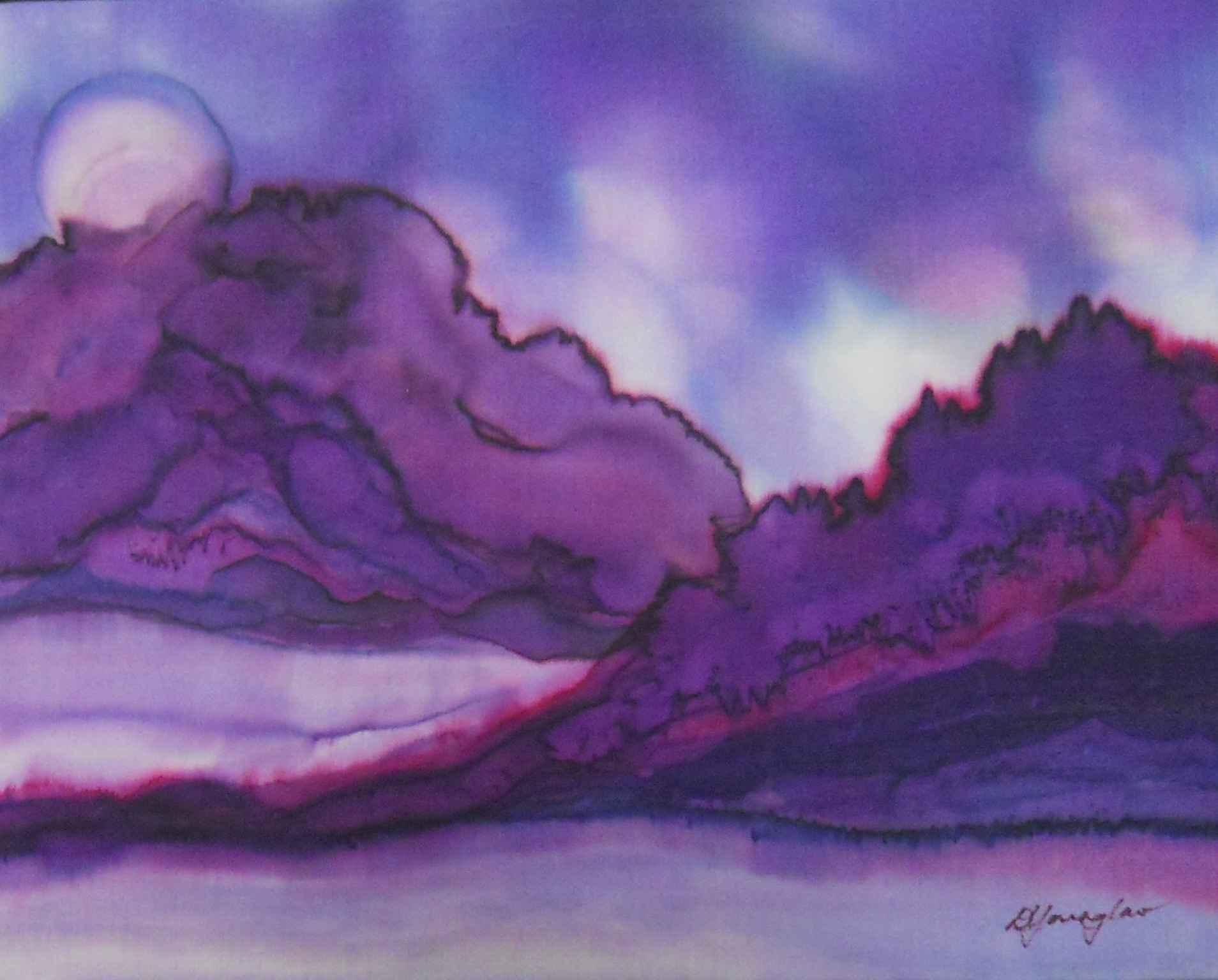 Moonrise by Mrs Deborah Younglao-Baynes - Masterpiece Online