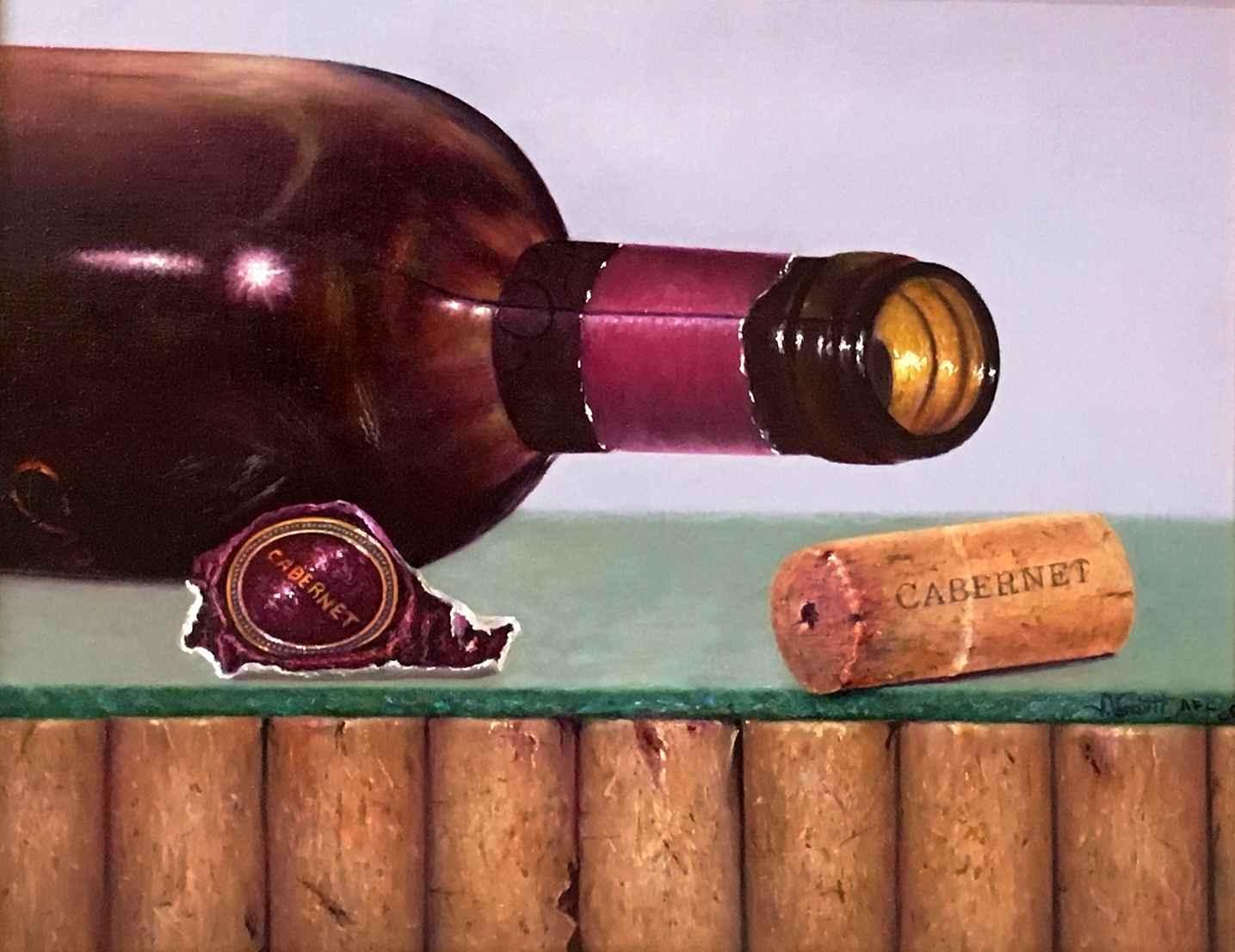 Cabernet by  Jerry Venditti - Masterpiece Online