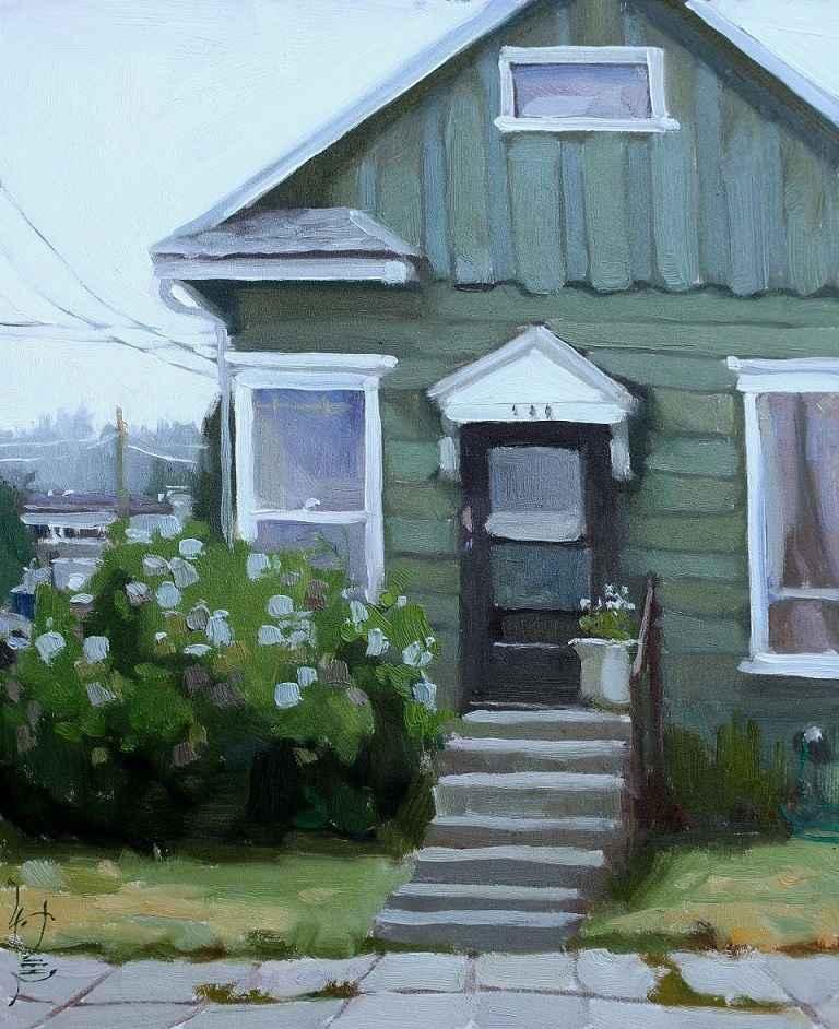 Ever Green by  Jennifer Diehl - Masterpiece Online