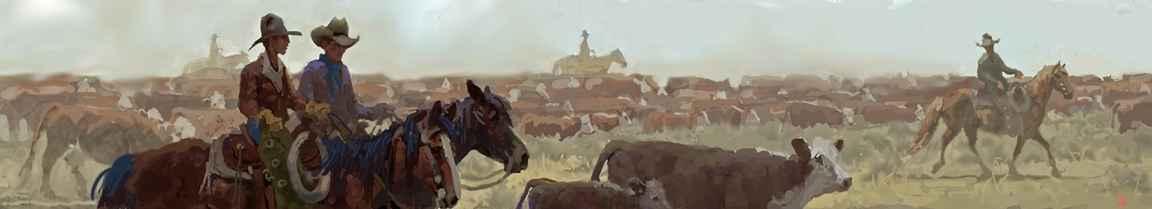 On The Trail AL by Mr. & Mrs. Jim Rey - Masterpiece Online