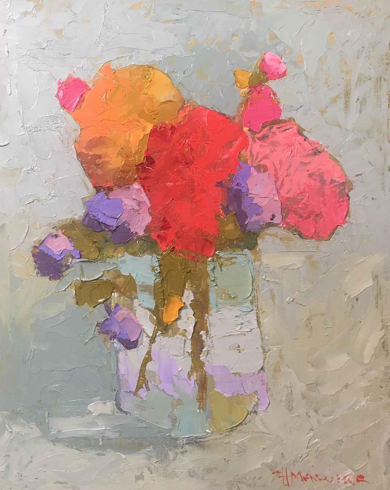 Wildflowers by  Carol Maguire - Masterpiece Online