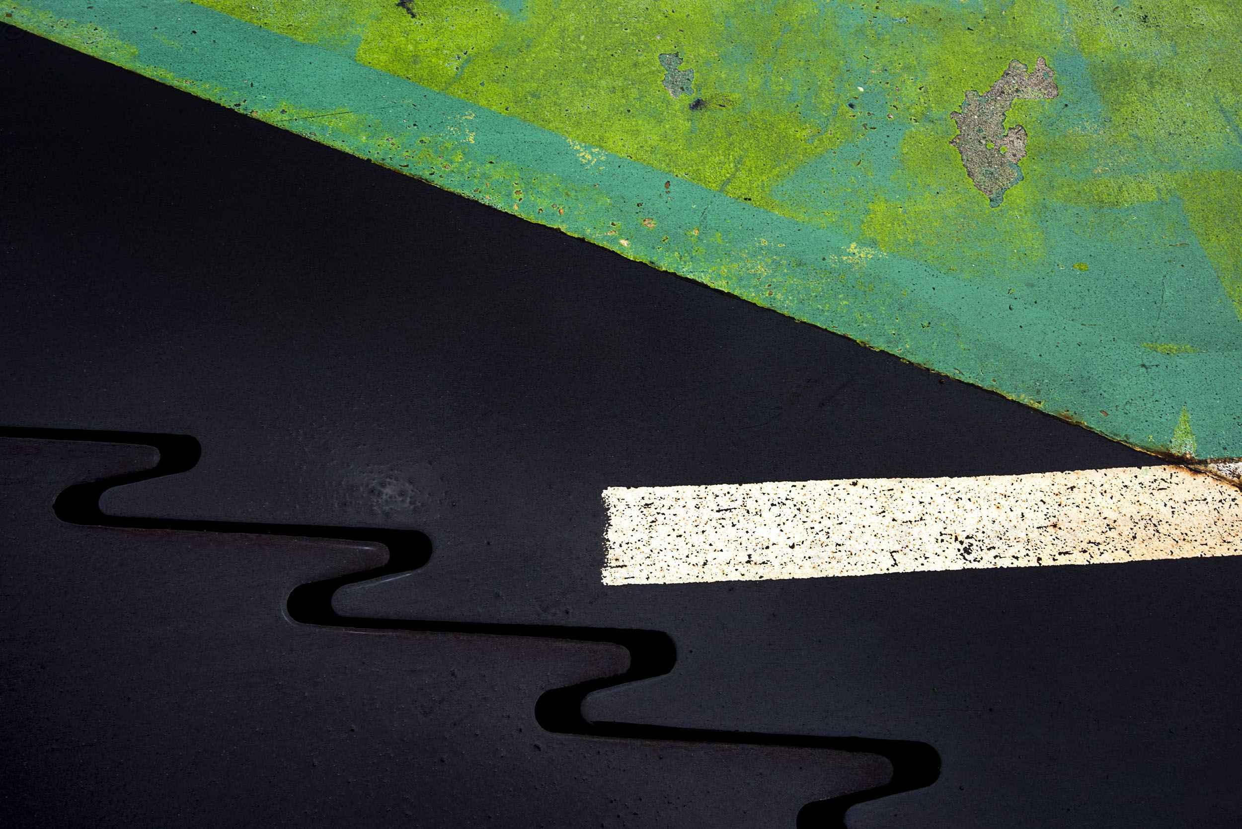 Road Paint 01 by  Steven Edson - Masterpiece Online