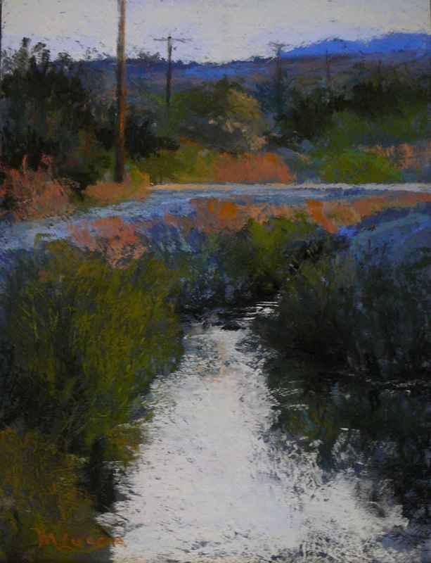 Summer Evening by Ms. Margi Lucena - Masterpiece Online