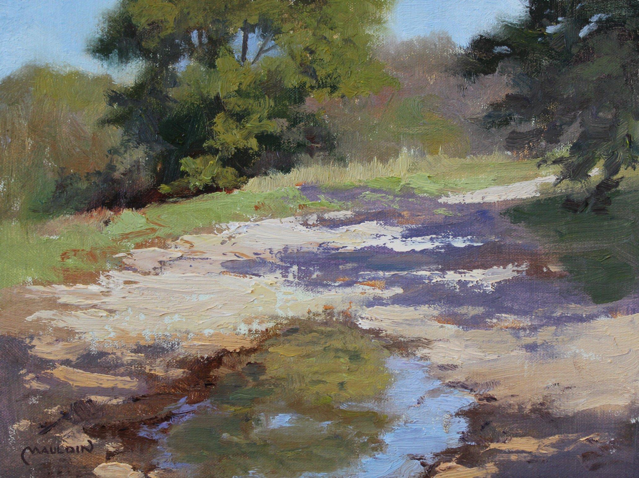 Llama Mill by  Chuck Mauldin - Masterpiece Online