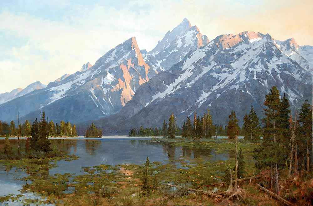 Reflections of a Perf... by  Jim Wilcox - Masterpiece Online