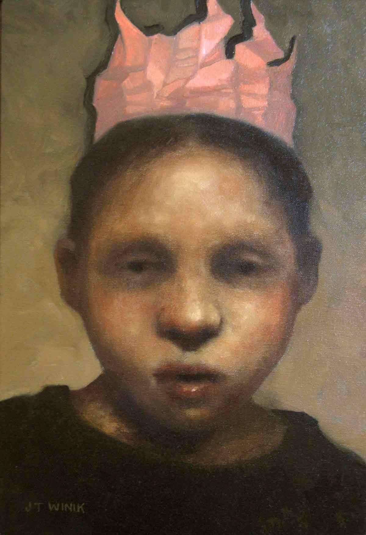 Paper Hat Princess  by  J.T. Winik