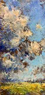 Blue Skies Ahead by  Kathy Bradshaw - Masterpiece Online