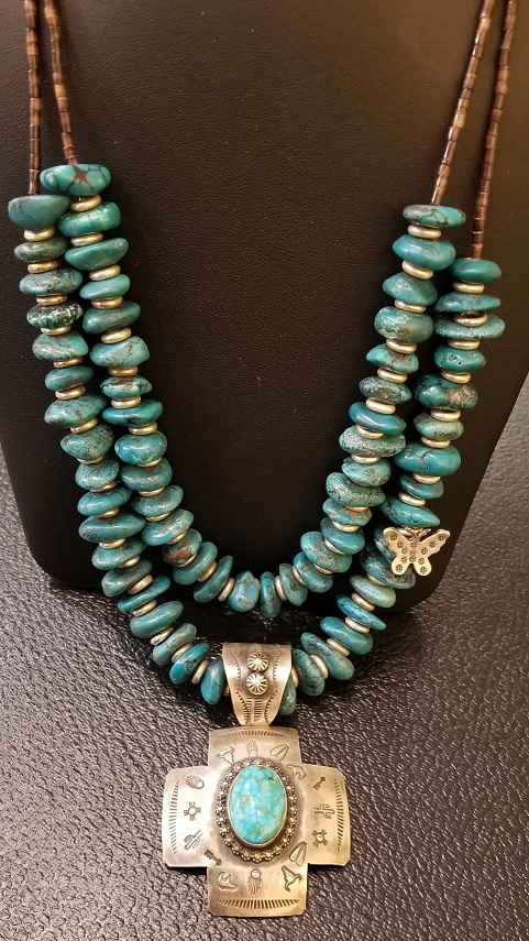 Hallmark Turquoise by  Topaz Spirit - Masterpiece Online