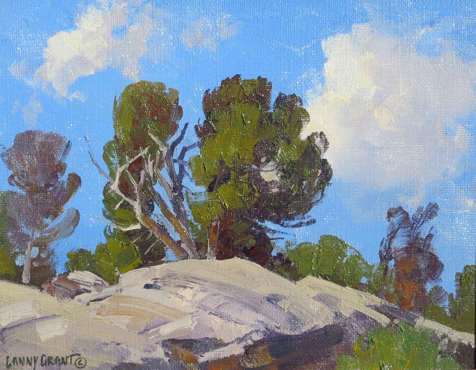 Wind Spirits by  Lanny Grant - Masterpiece Online