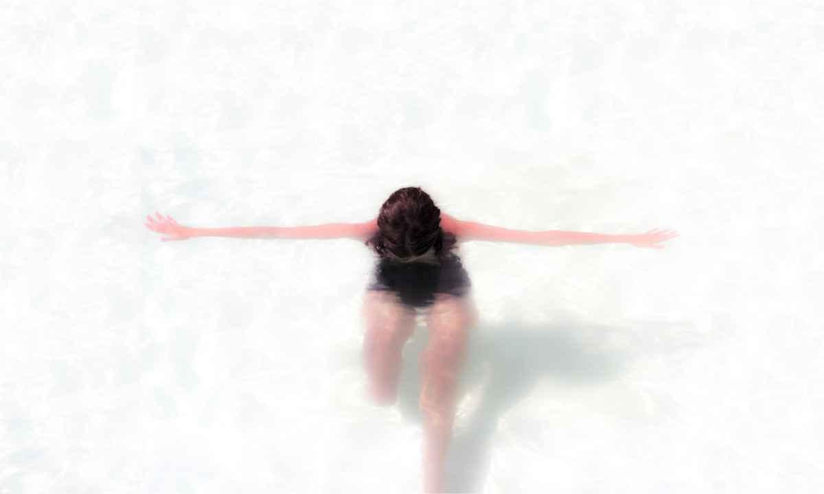The Swimmer: 40 Years... by  Dennis Darmek - Masterpiece Online