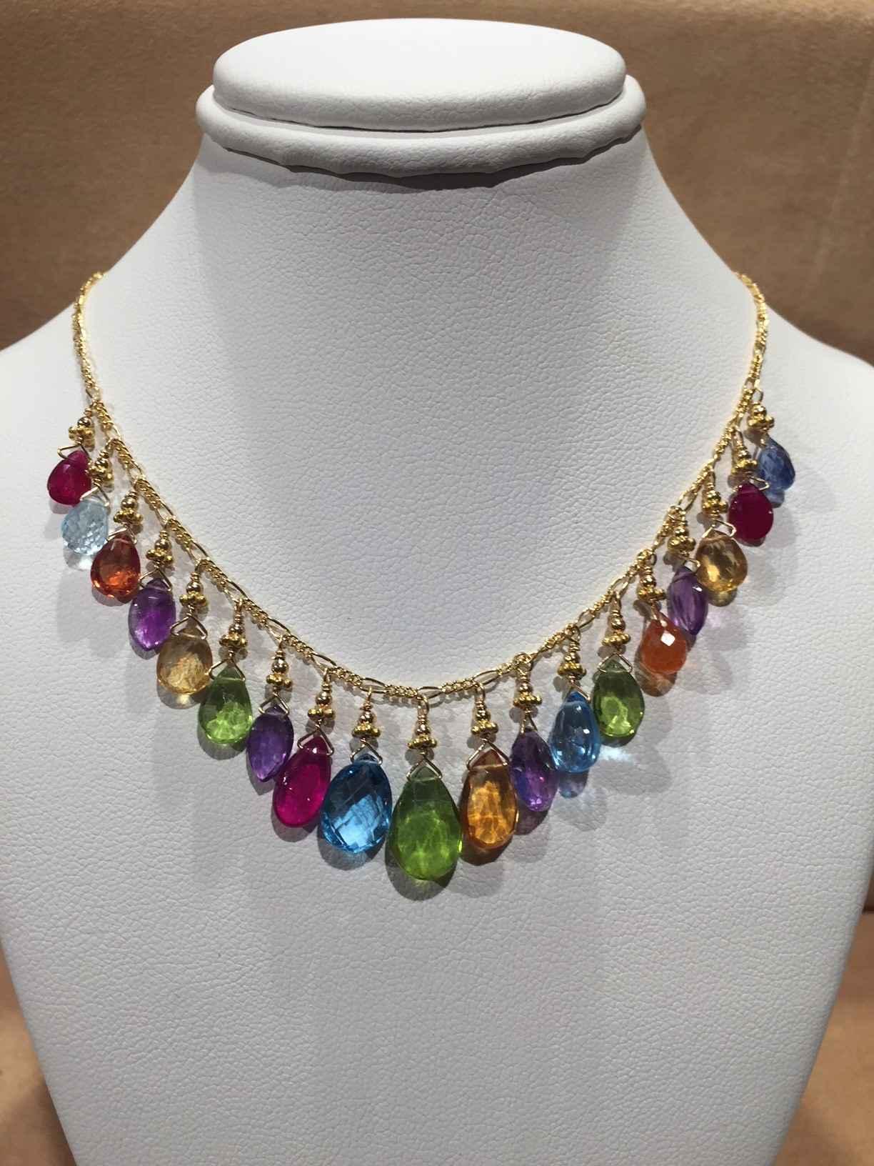 GF Happy Necklace by  Paula Nurse - Masterpiece Online