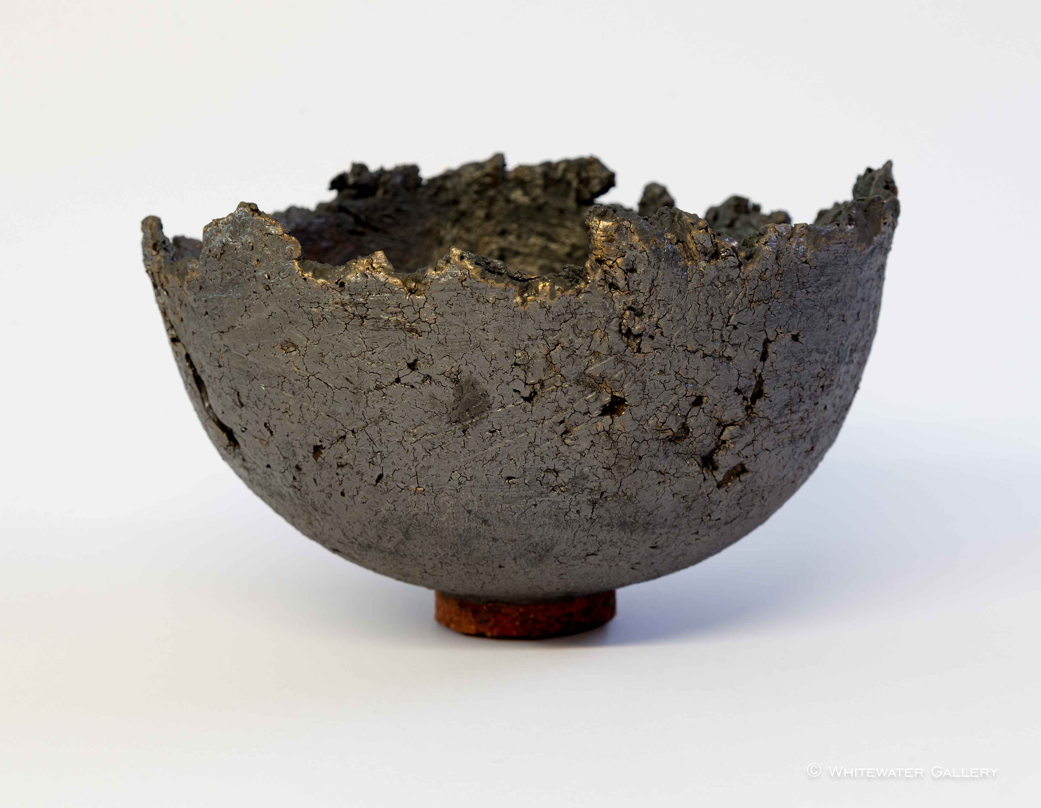 Volcanic Bowl III by  Paula Downing - Masterpiece Online