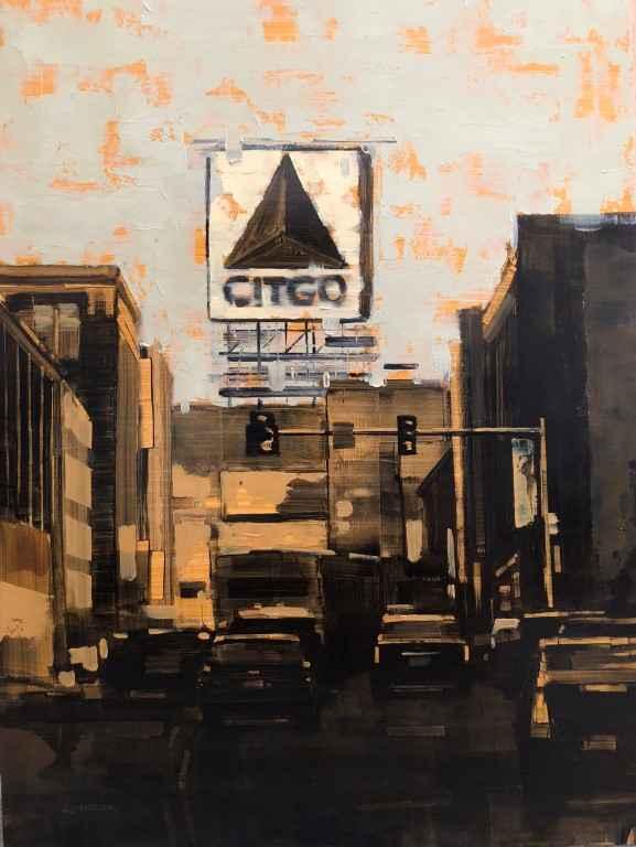Citgo II by  Kevin Kusiolek - Masterpiece Online