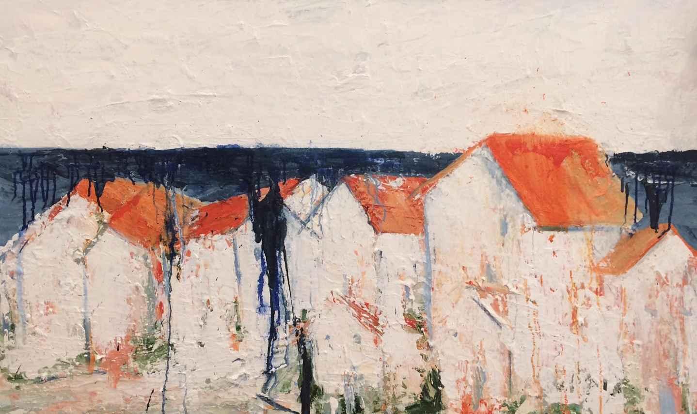 The Village #3 by  Steve Lyons - Masterpiece Online