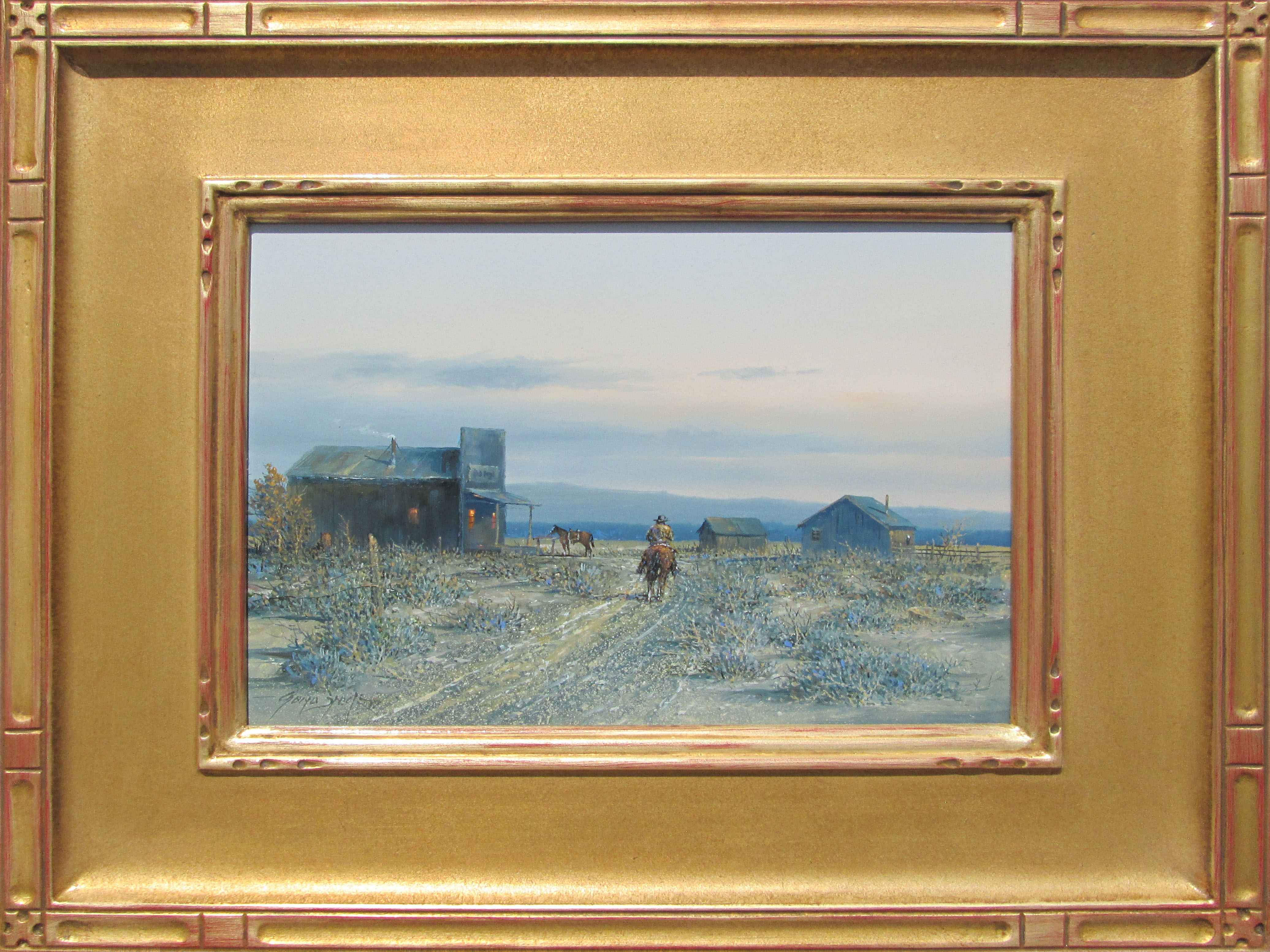 Road to Town by  Gene Speck - Masterpiece Online