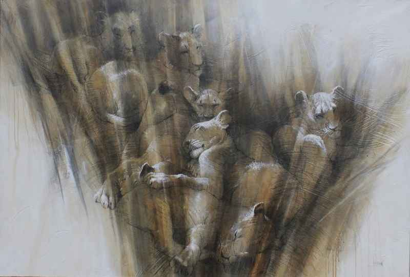 Dreamers Seven  by  A.E. ( Anne) London