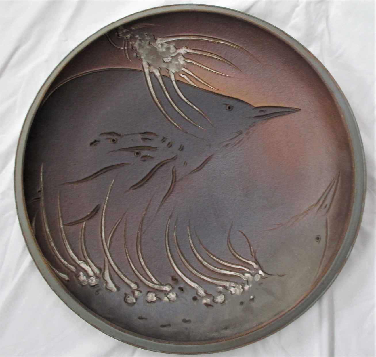 Untitled (Platter, an... by  Frank Boyden - Masterpiece Online