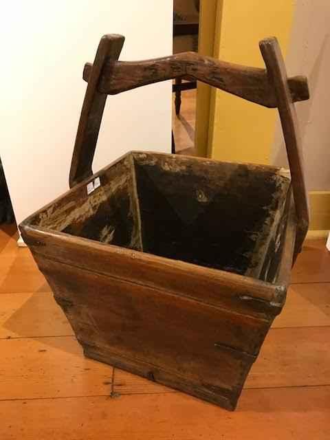 Elm Wood Water Basket by   Unknown - Masterpiece Online