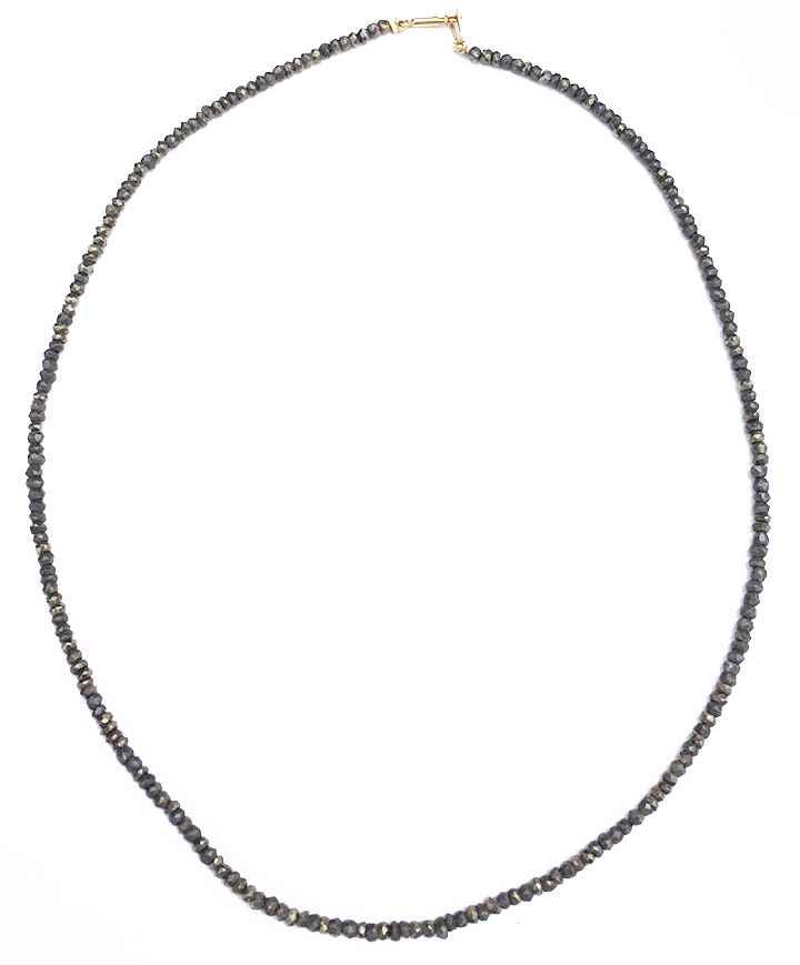 6-3-294 Pyrite Neckla... by  Ross Coppelman - Masterpiece Online