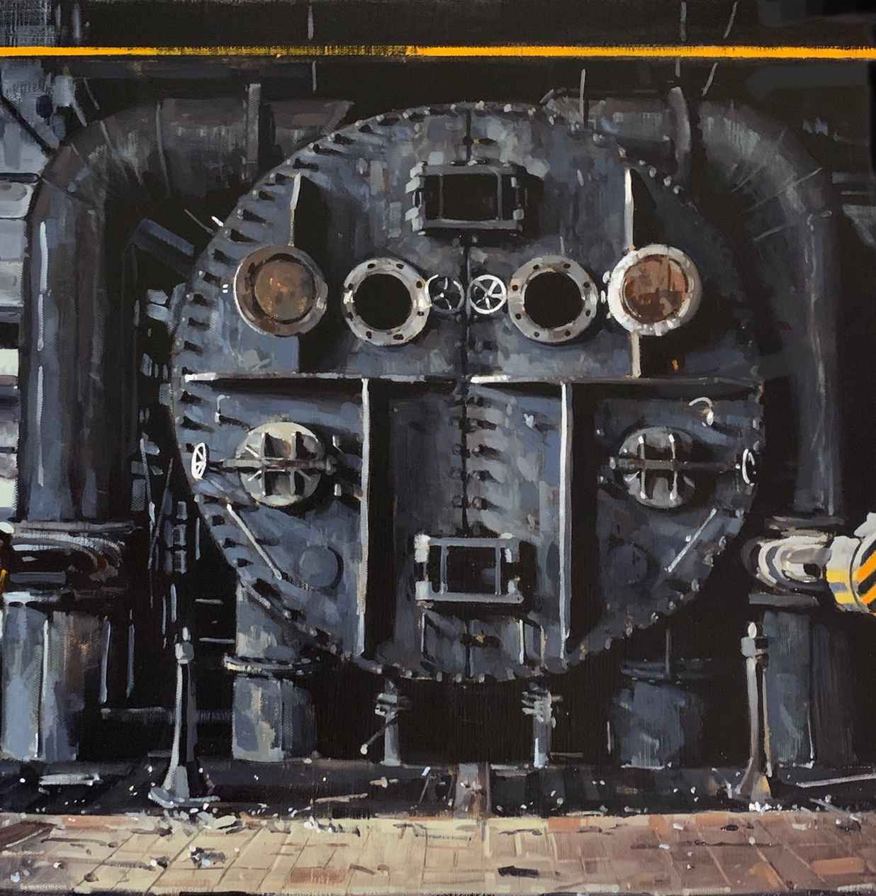 The Boiler by Mr. Santiago Michalek - Masterpiece Online