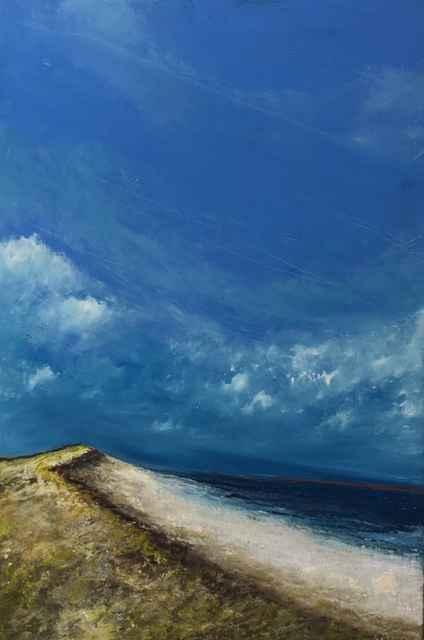 Walking on Cape Dunes by  Jim Inzero - Masterpiece Online