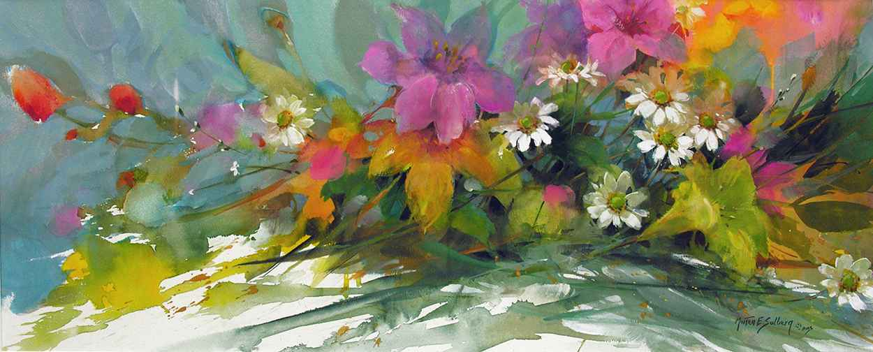Daisies For Love by  Morten E. Solberg - Masterpiece Online