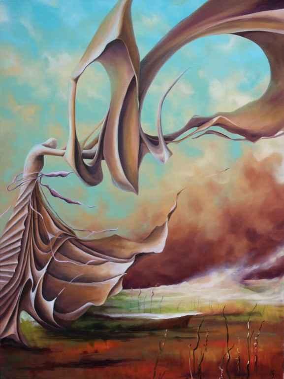 Tick Tock by  Steve Bowersock - Masterpiece Online
